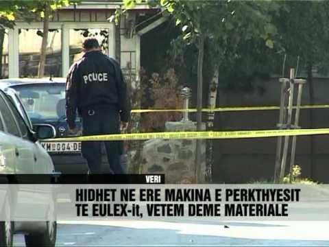 Shpërthim i fuqishëm në Mitrovicë - Vizion Plus - News - Lajme
