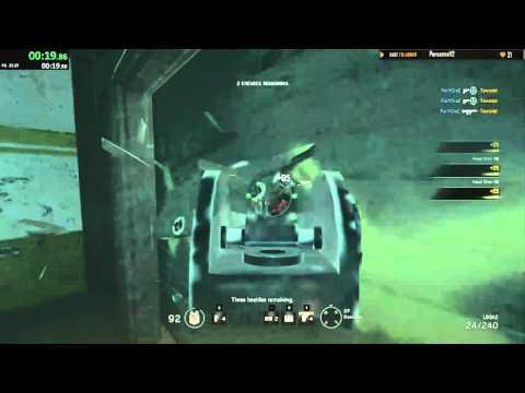 Speedrun Situation #01 - CQB Basics