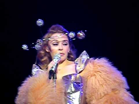 kylie minogue showgirl dvd. Kylie Minogue In Your Eyes