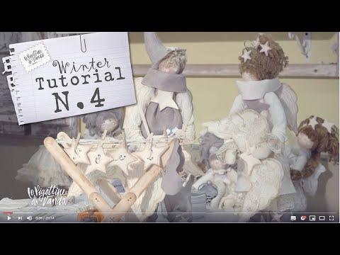 """Le Pigottine di Vanda - """"Tra spago e mollette"""" Tutorial n. 4 Autunno 2019"""