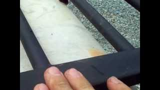 Rust-Oleum truck bed spray coating review