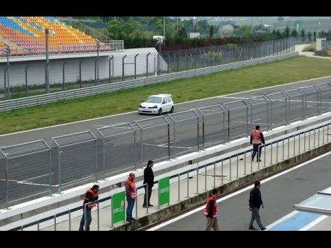 Renault CLIO CUP @ istanbulpark F1 circuit