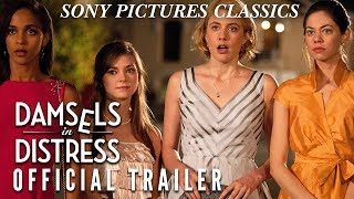 Damsels in Distress (2011) - Official Trailer