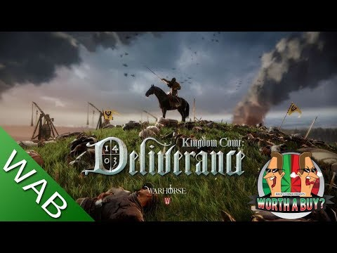 Kingdom Come Deliverance Review - Is it Worthabuy?