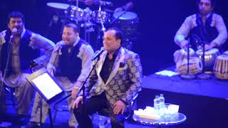 Rahat Fateh Ali Khan Tere Bin Nahi Lagta Live Performance In Oslo Norway 2017