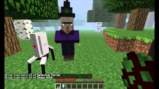 Carpeta .Minecraft 1.4.2 MOD:Portal Gun (+ NEI)