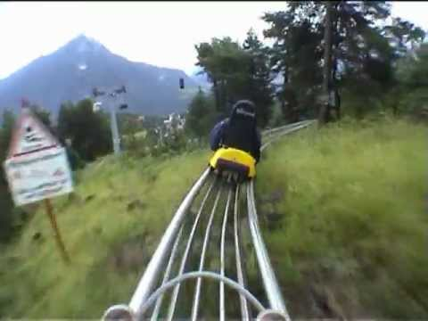 Imst Alpine Coaster - High Speed Pursuit