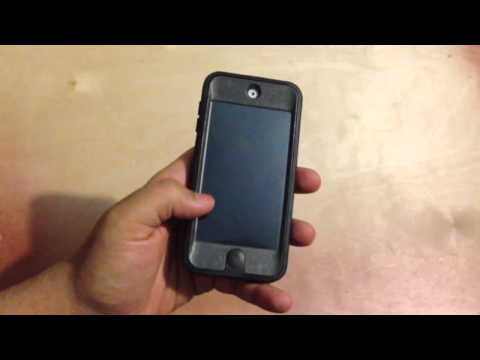 Review: OtterBox Defender for iPod Touch 5G