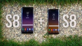 ចំនុចទាំង ៥ ដែលអ្នកត្រូវដឹងពី Galaxy S8 និង S8+ ( John Sey )