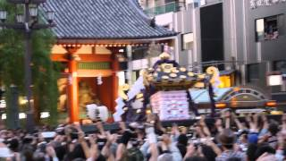 三社祭 2014年
