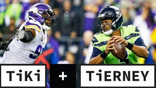 Russell Wilson Is The Most Underrated Player In Football | Tiki + Tierney
