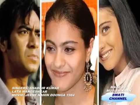 TUM YAAD NA AAYA KARO PART 2 ( Singers Shabbir Kumar & Lata...