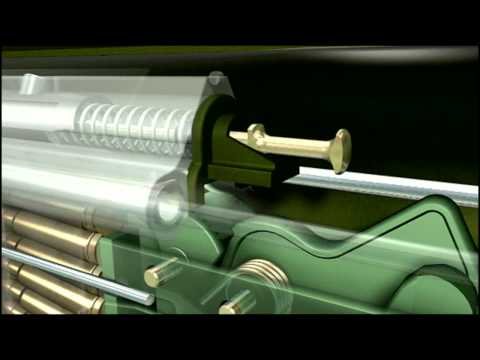 Impact Multimedia - 3D Animation - Steyr Rifle