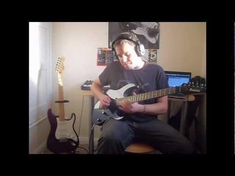 Brett Garsed - A Dorian Phrasing