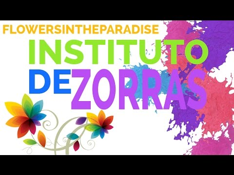 Instituto de zorras | Trailer oficial