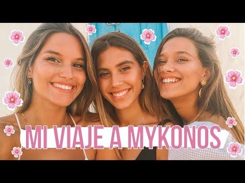 VIAJE A MYKONOS | @CARLA_DIPINTO