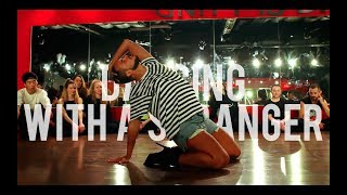 Yanis Marshall Heels Choreography 34 Dancing With A Stranger 34 Sam Smith Feat Normani