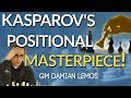 Kasparov's Positional Masterpiece 🎯 by GM Damian Lemos [Masterclass]