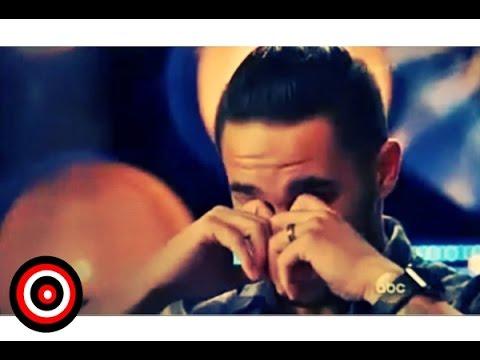 Carlos Llora Al Recordar A Big Time Rush - #DWTS (Sub. Español) | AlexisABC