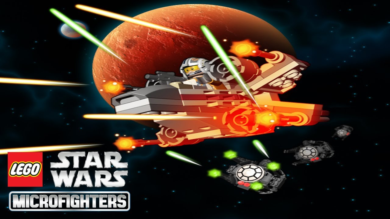 LEGO® Star Wars™ Microfighters APKs | Android APK