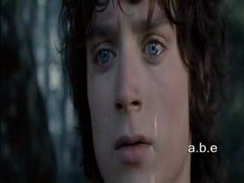 LOTR Extended Edition - Frodo's leaving