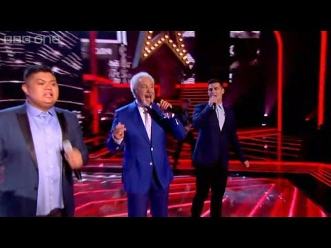 The Voice UK 2013 | Team Tom sings 'Games People Play'- The Live Semi-Finals - BBC One