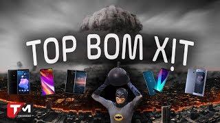 """TOP """"bom xịt"""" nửa đầu 2018"""
