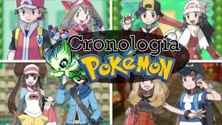 La Cronología Pokémon c/ Murki