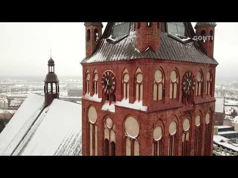 GONTI: Katedra św. Jakuba W Szczecinie