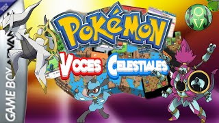 Pokemon Voces celestiales Para Android Hackrom My Boy! GBA PC