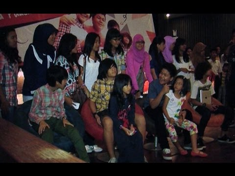 media video coboy junior bersama winxs