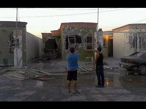 reynosa balacera en villa florida video inedito de como quedaron las ...