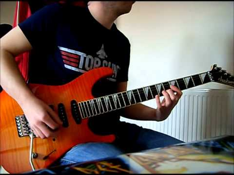 Def Leppard - Animal Live (FULL COVER) tab