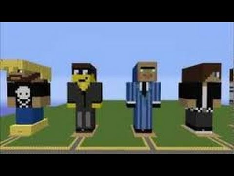 How to Change Skins in Minecraft Pocket Edition Update 0.8.1