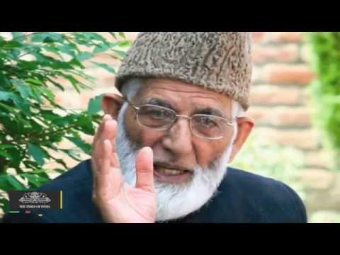 Jammu & Kashmir Separatist Leader Syed Ali Shah Geelani's Passport Suspended