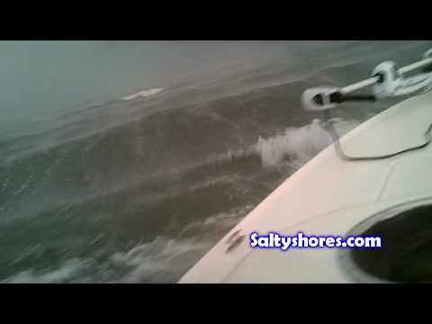 Caught In A Lightning Storm, Tampa Afternoon Storm After Fishing, Vlog Shot On A Kodak Playsport video