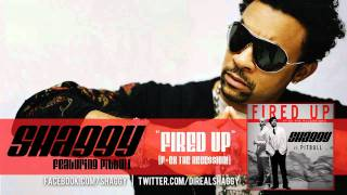 Watch Shaggy Fired Up Ft Pitbull video