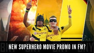 FIFA Mobile New Movie Program From EA's Tweet?! Players = Superheroes?! Let's Discuss!