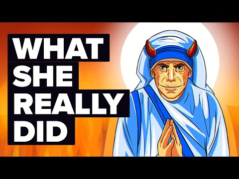 The Ugly Truth About Mother Teresa
