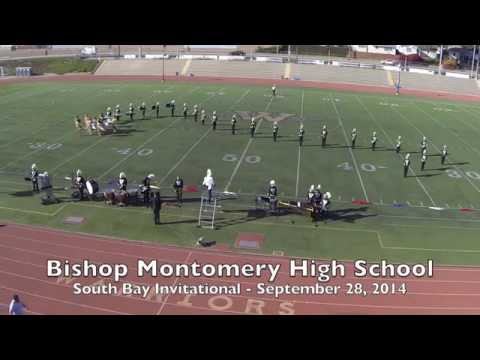 South Bay Invitational Field Show 09-27-14 - Bishop Montgomery High School - 09/29/2014
