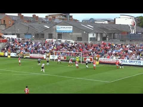 Goal: Sean Longstaff (vs St Patrick's Athletic 17/07/2018)