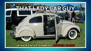 1962 VW Beetle - 2nd Look Classic Car Wednesday 7 - That Lady Car Guy