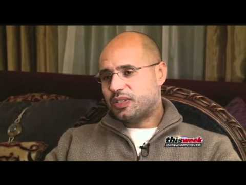 Gadhafi's Sons, An ABC Exclusive Interview 2/27/2011