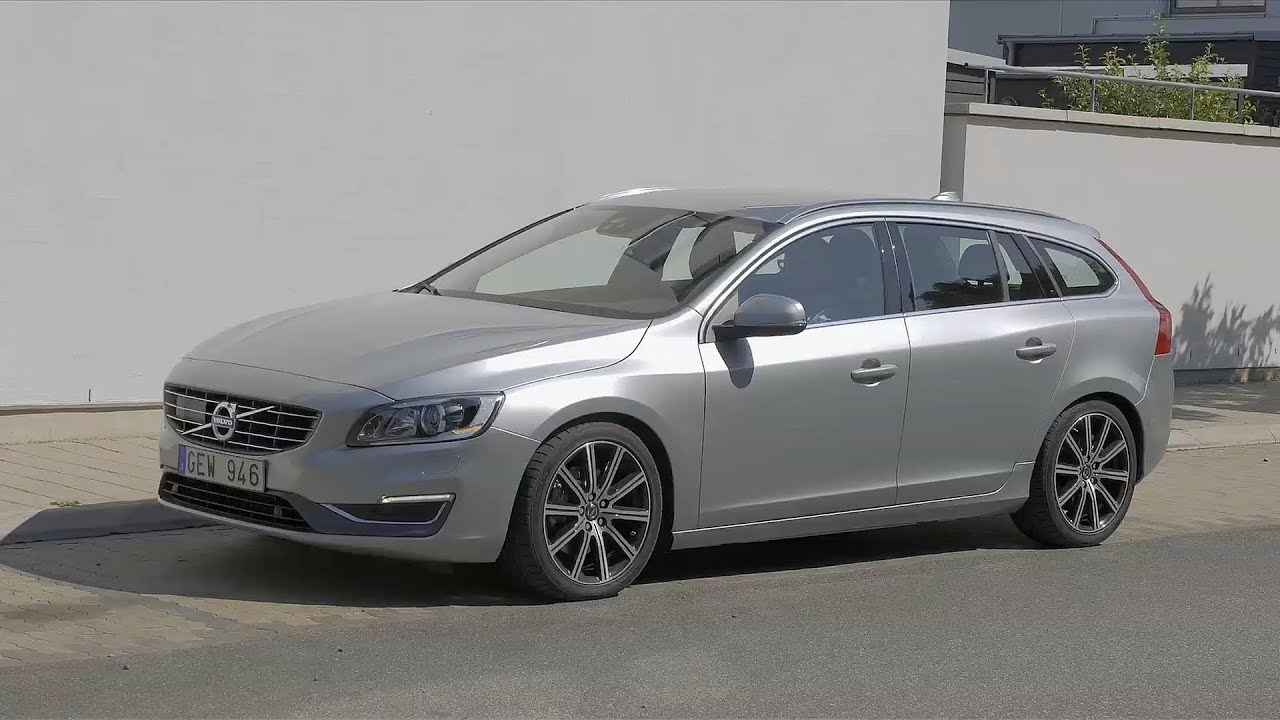 2014 Volvo V60 Youtube