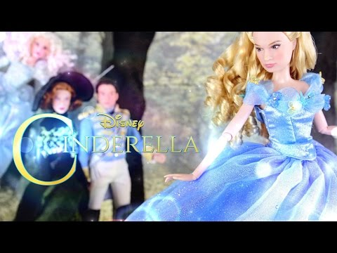 Doll Review: Cinderella | The Prince, Lady Tremaine, Fairy Godmother