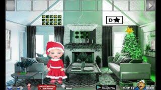 G2R Little Girl Christmas Gift Escape Walkthrough [Games2Rule]