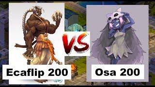 [Wakfu] Ecaflip 200 (Shersean) VS Osamodas 200 (Mystoghan)