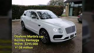 Obafemi Martins expensive lifestyle Net worth, Mansions,cars,Family and Biograph.