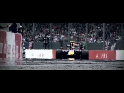 Red Bull intro VT - BBC F1 Turkey 2010 Qualifying