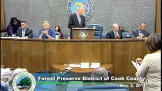 Ordinary - FPD Finance Committee - Nov 2, 2011